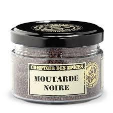Graines de Moutarde Noire