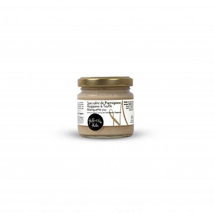 Crème de Parmesan à la Truffe Blanquette