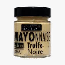 Mayonnaise saveur truffe noire