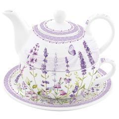 Thé pour une  - bte cadeau, 'Lavender Field', 350ml