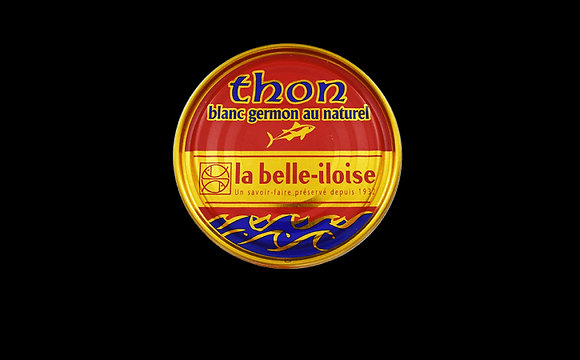 Thon blanc germon au naturel  207gr