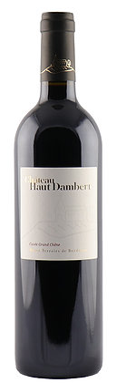Château Haut-Dambert 2016 – Buffetteau – Bordeaux Supérieur – 75cl