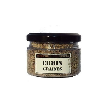 Cumin graines