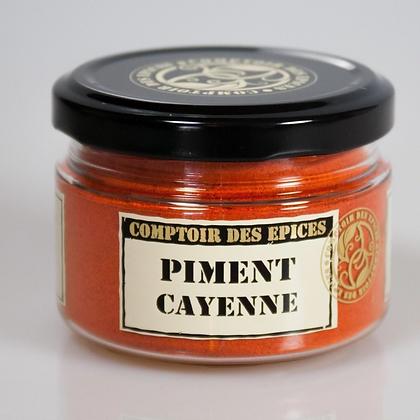 Piment Cayenne