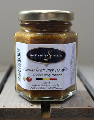 Moutarde au sirop de Liège