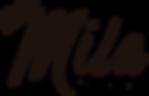 mila logo vector gelinlik yazisi olmadan