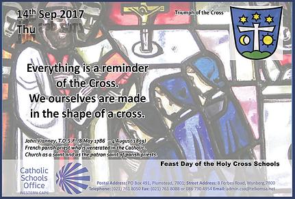 Daily Calendar 14 September