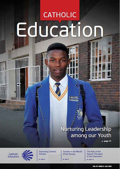 Catholic Education Magazine