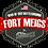 Thumbnail: Fort Meigs Unisex Hoodie