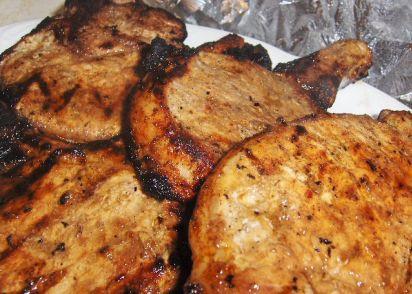Margarita Pork Chops