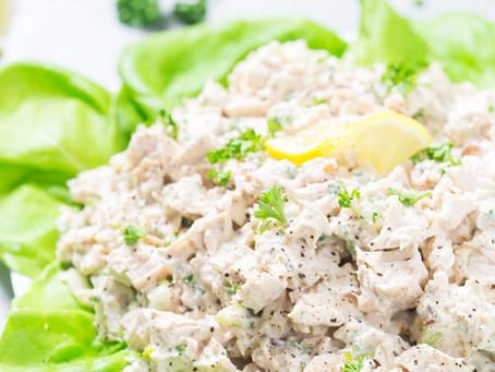 Rose Ann's Chicken Salad