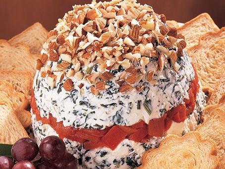 Lois' Athenian Cheese Spread
