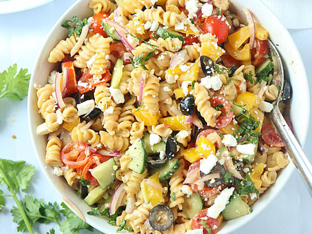 Mike's Pasta Salad
