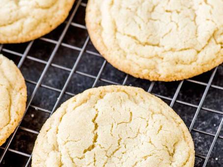 Rose Ann's Sugar Cookies
