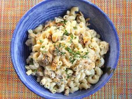 Todd's Macaroni Salad