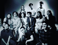 The cast of _voices from the chambers of
