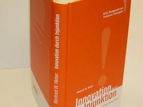 """Buch: """"Innovation durch Injunktion"""" (2004)"""