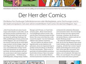 """Location Magazin: """"Der Herr der Comics"""" (2015)"""