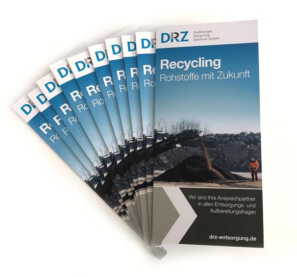 Download: DRZ Info-Broschüre