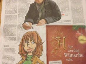 "NRZ: ""Tazls neuer Comic-Hit"" (2013)"