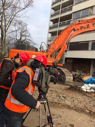 TV-Bericht für WDR-Lokalzeit