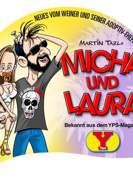 MICHA UND LAURA: Neue Comic-Strips folgen