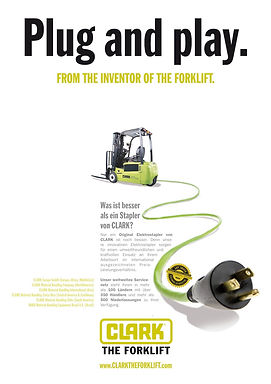 Plug_and_Play-_CLARK_Forklifts_Werbung_A