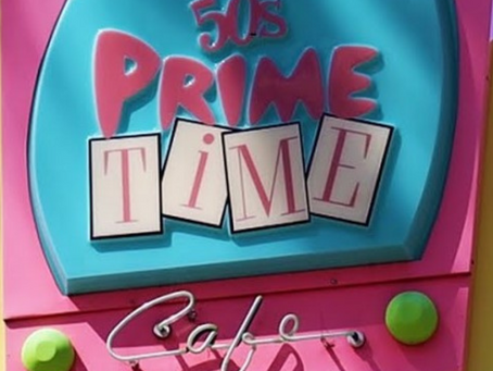 50's Prime Time Cafe Review