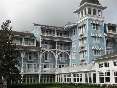 Disney Resorts 101