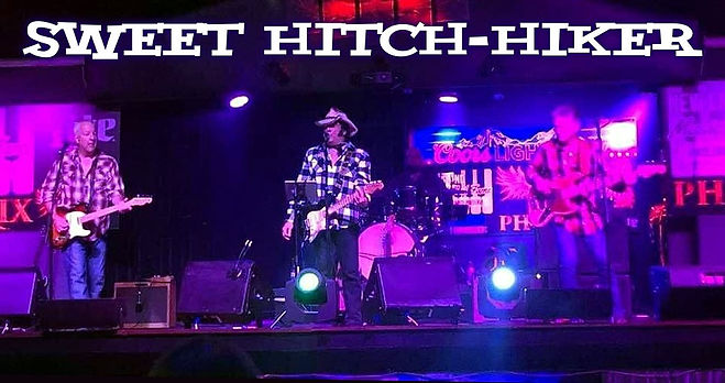 Sweet Hitch-Hiker The Ultimate tribute to Creedence Clearwater Revival