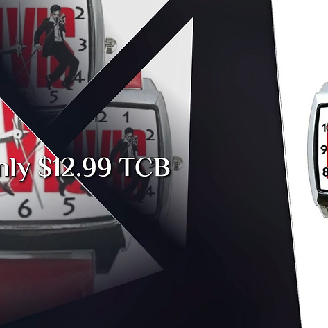 Cool Elvis Watches