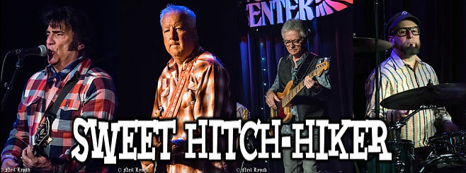 Sweet Hitch-Hiker The Ultimate Creedence Clearwater Revival Tribute Band