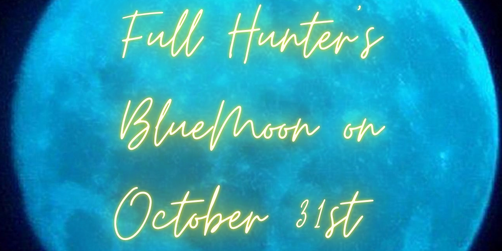Halloween Full Moon Release