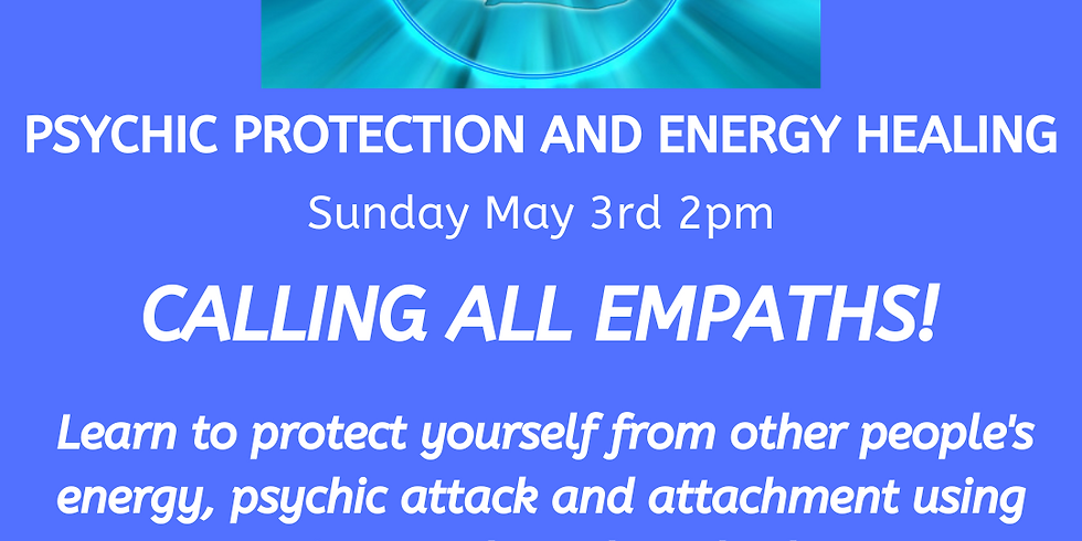 Psychic Protection & Energy Healing