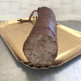 Anduille au lard - Pitou Charcuterie Artisanale Bohal