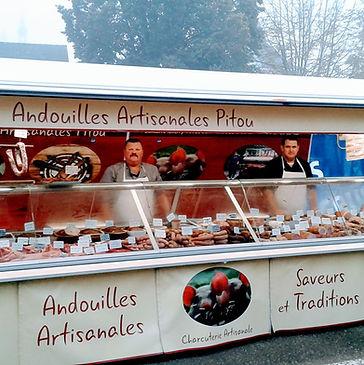 Pitou Charcuterie Artisanale Bohal - Marché Bohal Questembert