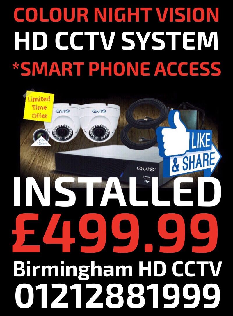 CCTV Offer