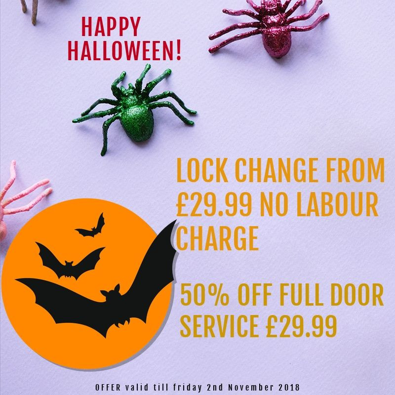 Halloween Offers