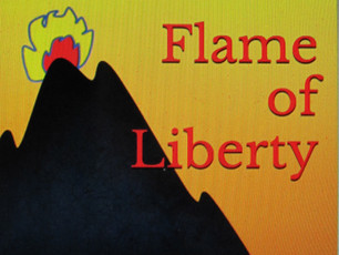 Print copies of 'Flame' finally available!