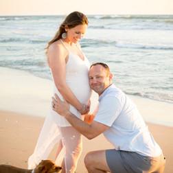 Joe Katchka Huntington Beach Maternity Shoot