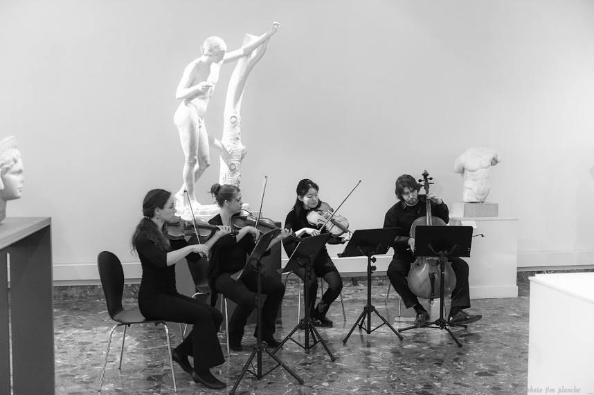 Quatuor Galatée