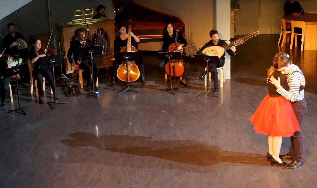2016, Ensemble de Joux, Dido et Enea