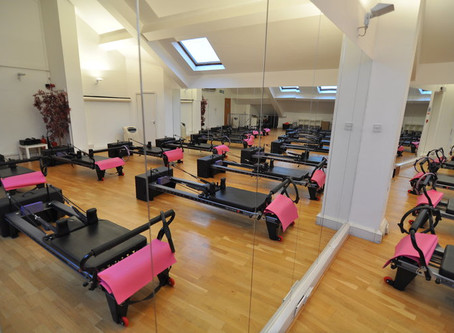 The Best Reformer Pilates Class in Fulham
