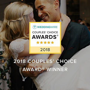 #coupleschoice 2018 Winner