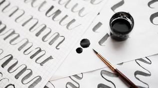 Cal·ligrafia i Tintes