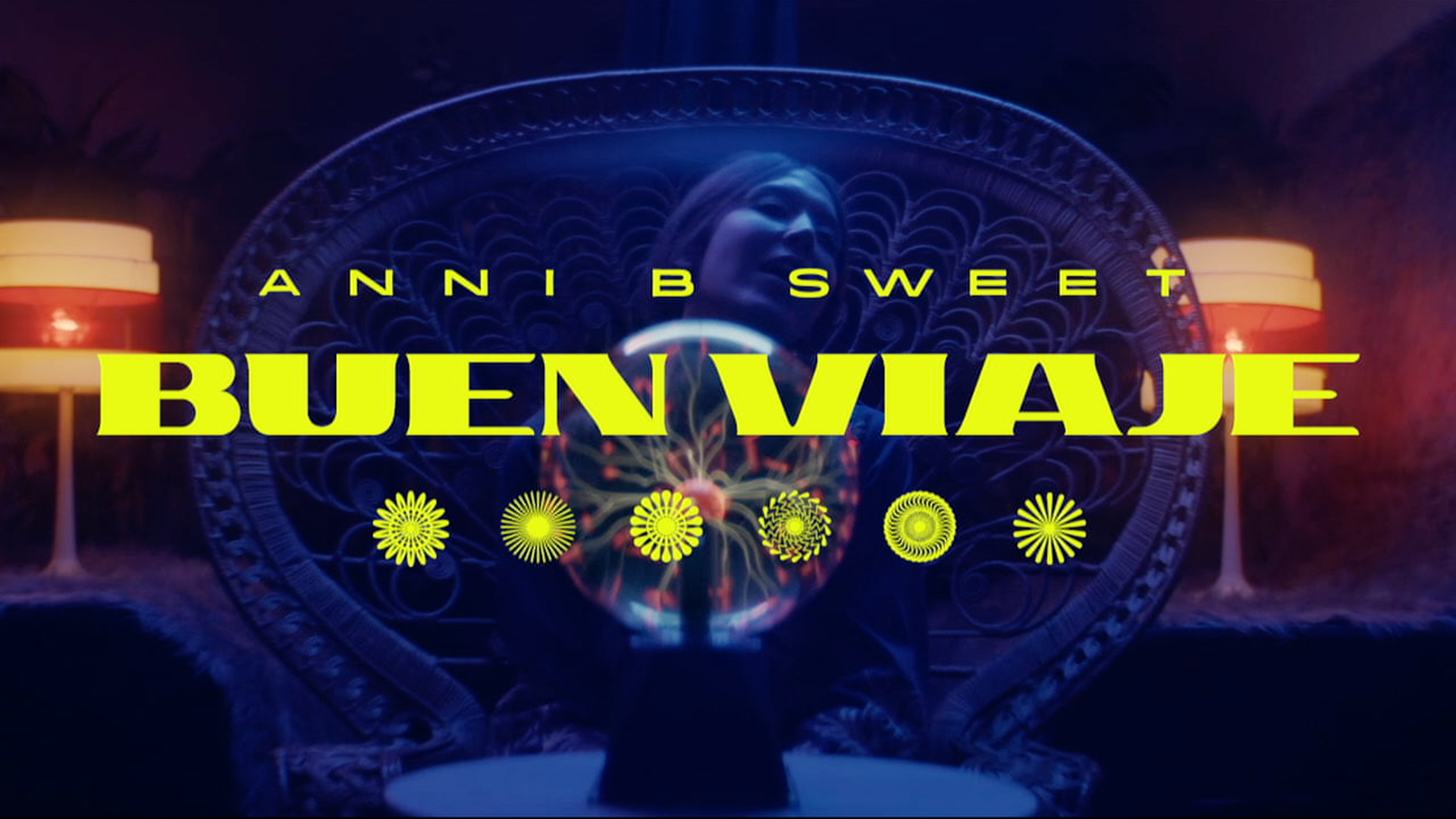 MUSIC VIDEO / BUEN VIAJE : ANNI B SWEET