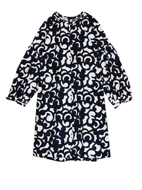 Robe en popeline de coton de MAX MARA