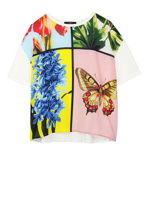 """T-Shirt ample """"Ariete"""" de MAX MARA"""