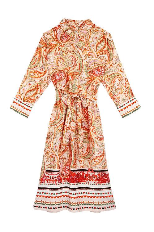 Robe AGNES imprimé de SCHNEIDERS