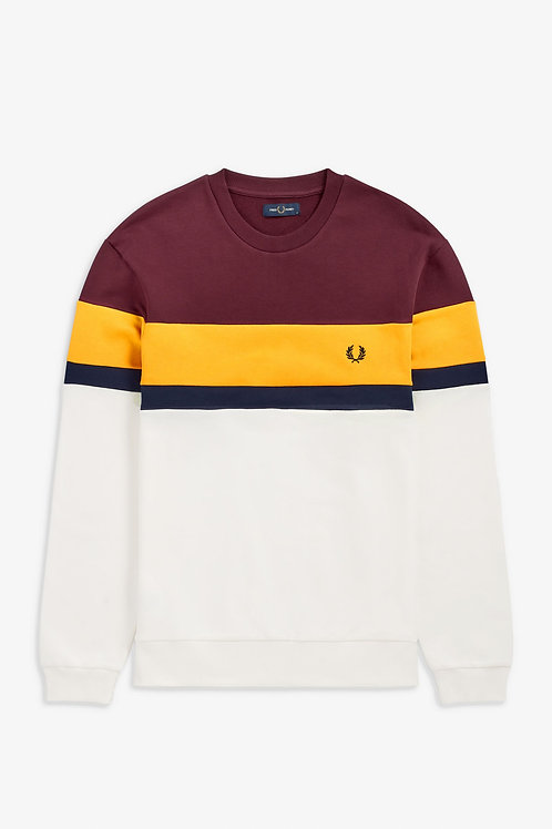 Sweet Fred Perry Colourblock